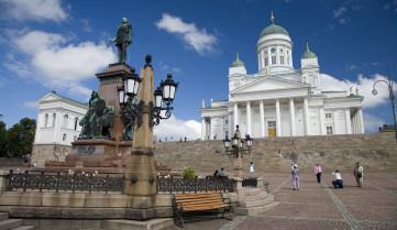 Достопримечательности, Хельсинки