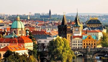 Скидки на тур в Чехию