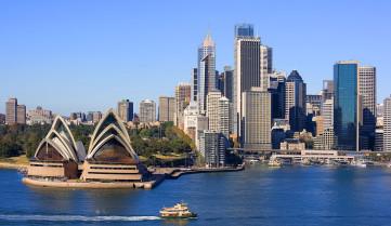 Архитектура, Сидней