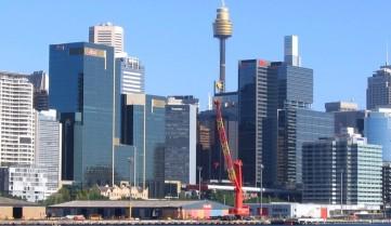 Небоскребы, Сидней