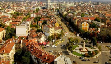 Столица Болгарии, София