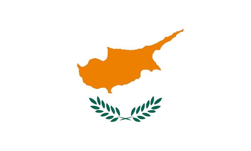 Флаг Кипра width=