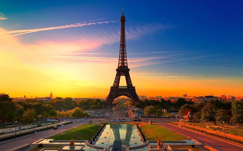 Горящие туры Франция