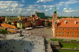тур в Варшаву