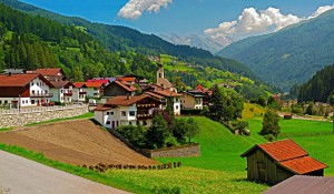 Зальцбург - Верхняя Австрия