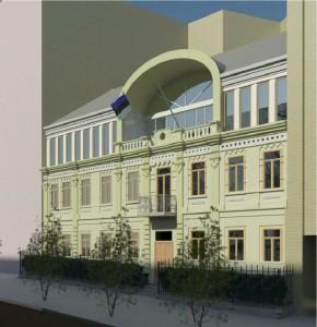 Адрес посольства Эстонии в Киеве