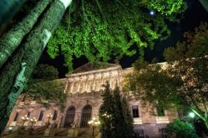 Национальная библиотека Испании в Мадриде