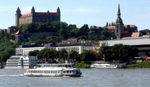 Отдых в Братиславе