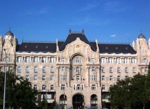 Дворец Грэшема в Будапеште