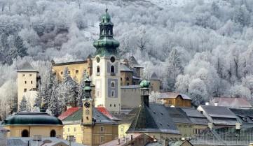 Зимняя Словакия