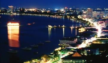 Паттайя, столица Таиланда