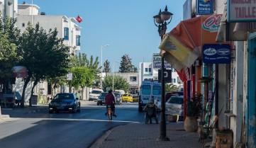 Улицы Хаммамета