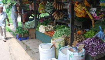 Рынок в Индурувк