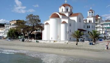 Храм в городе Кастория