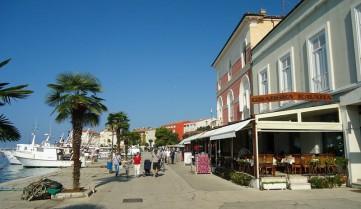 Улицы города Пореч