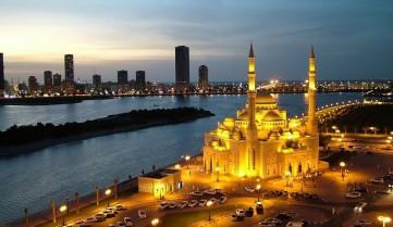 Вечерний Умм-Аль-Кувейн