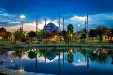 Горящие туры Турция