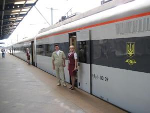 корпоративные путешествия поездом