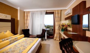 апартаменты в отеле Club-Konakli-Hotel