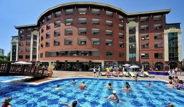 отель в Турции, Алания