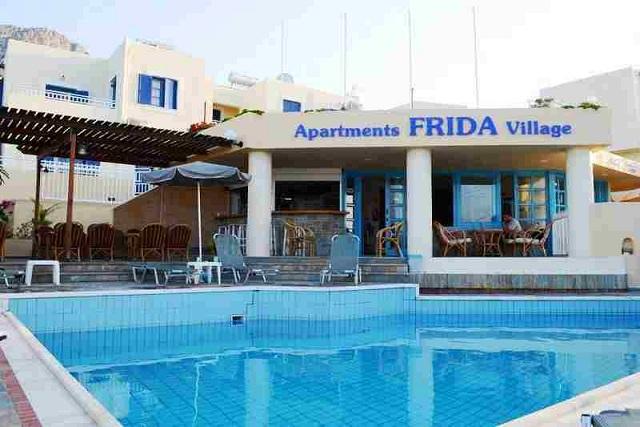 Горящий тур в отель Frida Village Apartments 2*, о. Крит (Греция)