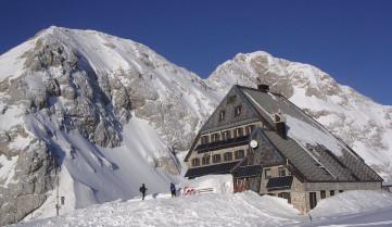 Лыжный курорт Краньска-Гора