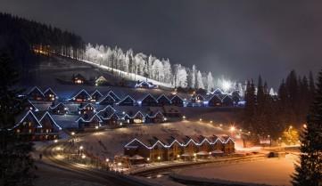 Гостиницы курорта