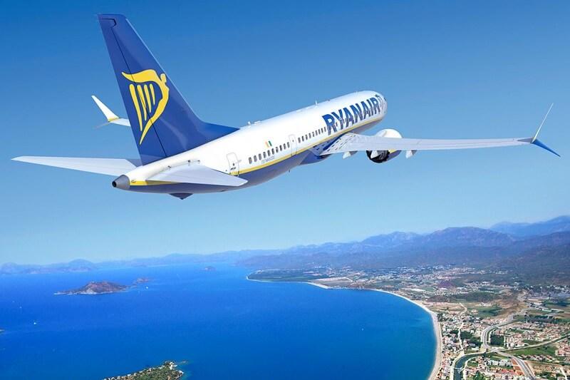 Конкурс от авиакомпании Ryanair