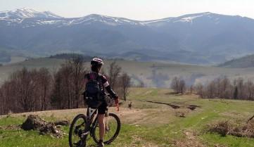 Велопрогулки по Закарпатью