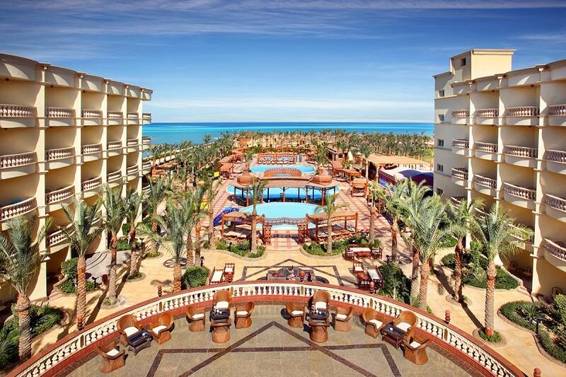 Горящий тур в отель Festival Le Jardin Resort 5*, Хургада (Египет)
