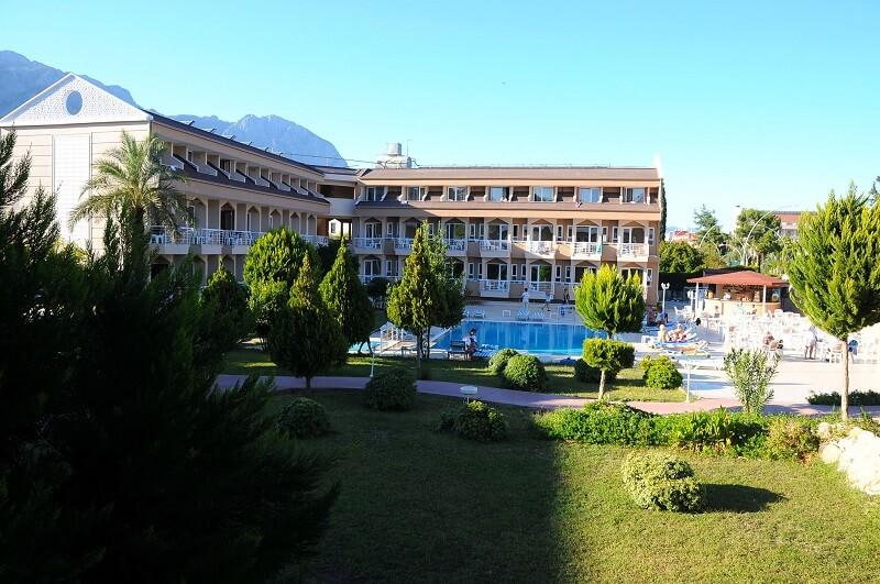 Горящий тур в отель Idyros Hotel 3*, Кемер (Турция)