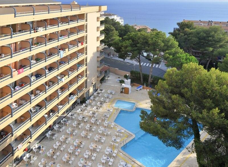 Горящий тур в отель 4R Playa Park Hotel 3*, Коста Дорада (Испания)