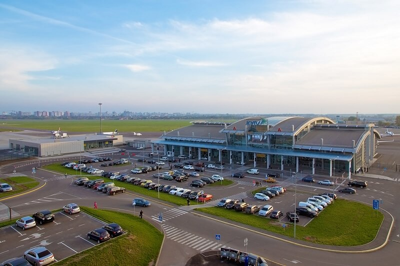 аэропорт Жуляны, Киев