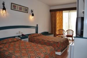номер в готелі Badawia Resort