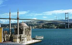 пролив Босфор, Турция