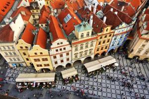 перелет в Прагу из Киева