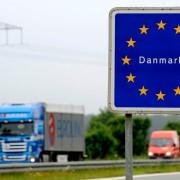 Граница между Данией и Германией будет контролироваться