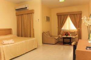 номер у готелі Nova Park Hotel, Шарджа, ОАЕ