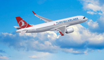 Скидки на авиабилеты Киев — Стамбул — Киев
