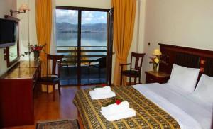 номер в готелі Hotel Tsamis, Греція
