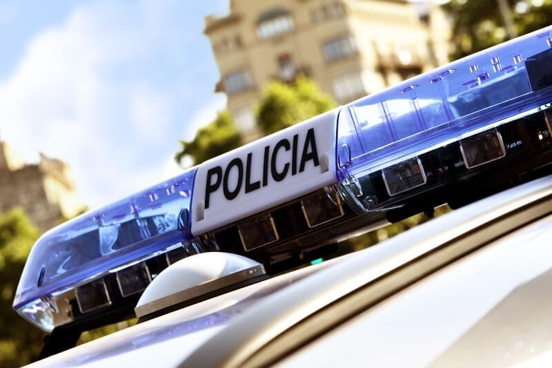 звернення в поліцію за кордоном