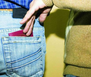 крадіжка паспорта