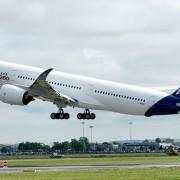 Новый интерьер Airbus