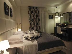 номер у готелі Aqua Mare Bomo Club, Греція