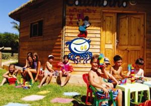 дитячий клуб у готелі, Туніс