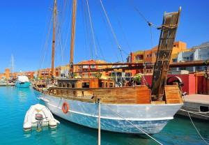 екскурсії на яхті, Єгипет