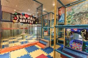 ігрова кімната в готелі