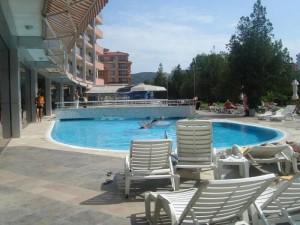 басейн в готелі, Албена, Болгарія