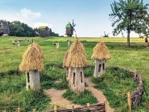 агротуризм в Київській області