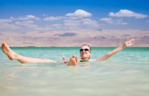 відпочинок на Мертвому морі